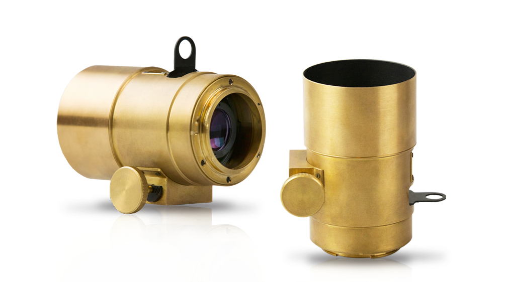 Petzval optika