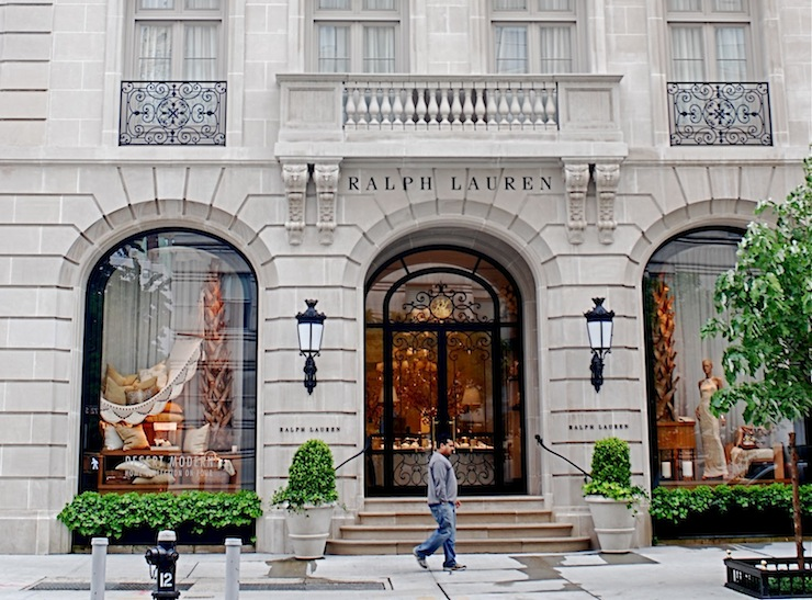 Ralph Lauren store - Madison Avenue