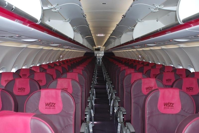 fapados használatra nem gyártanak külön kényelmetlen repülőgépet