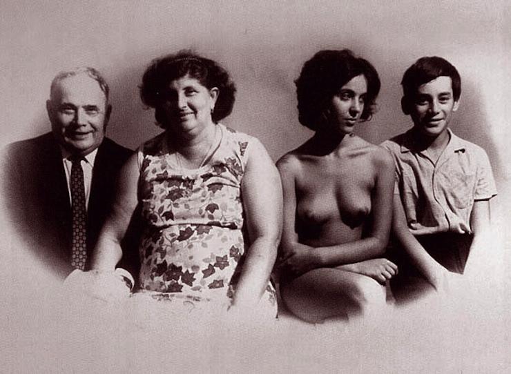 Török László - A Család (1972)