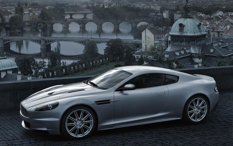 Öreg autó nem vén autó: Aston Martin DBS