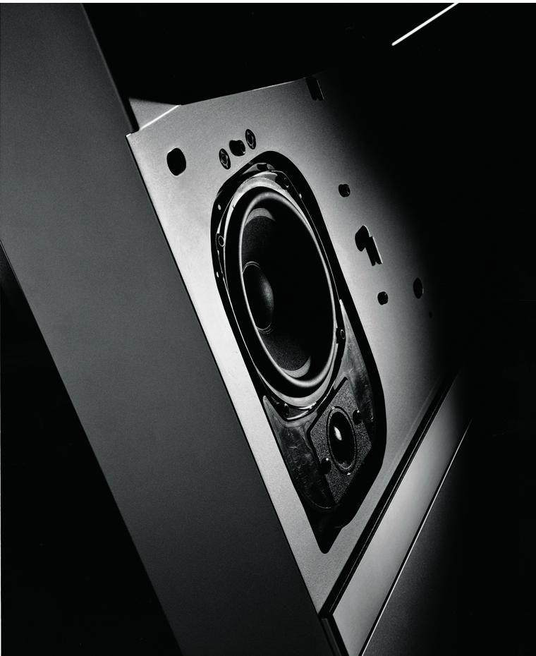 BeoVision Avant - elképesztő hangtechnika
