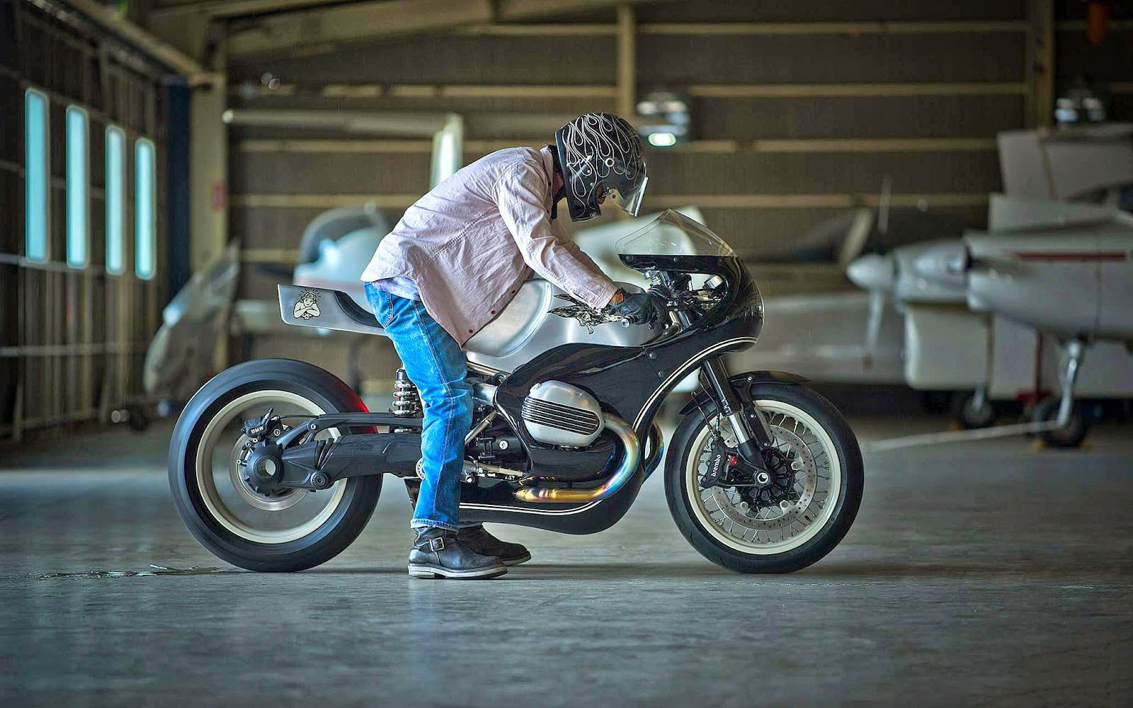 Hideya Togashi (HIDE motorcycle)