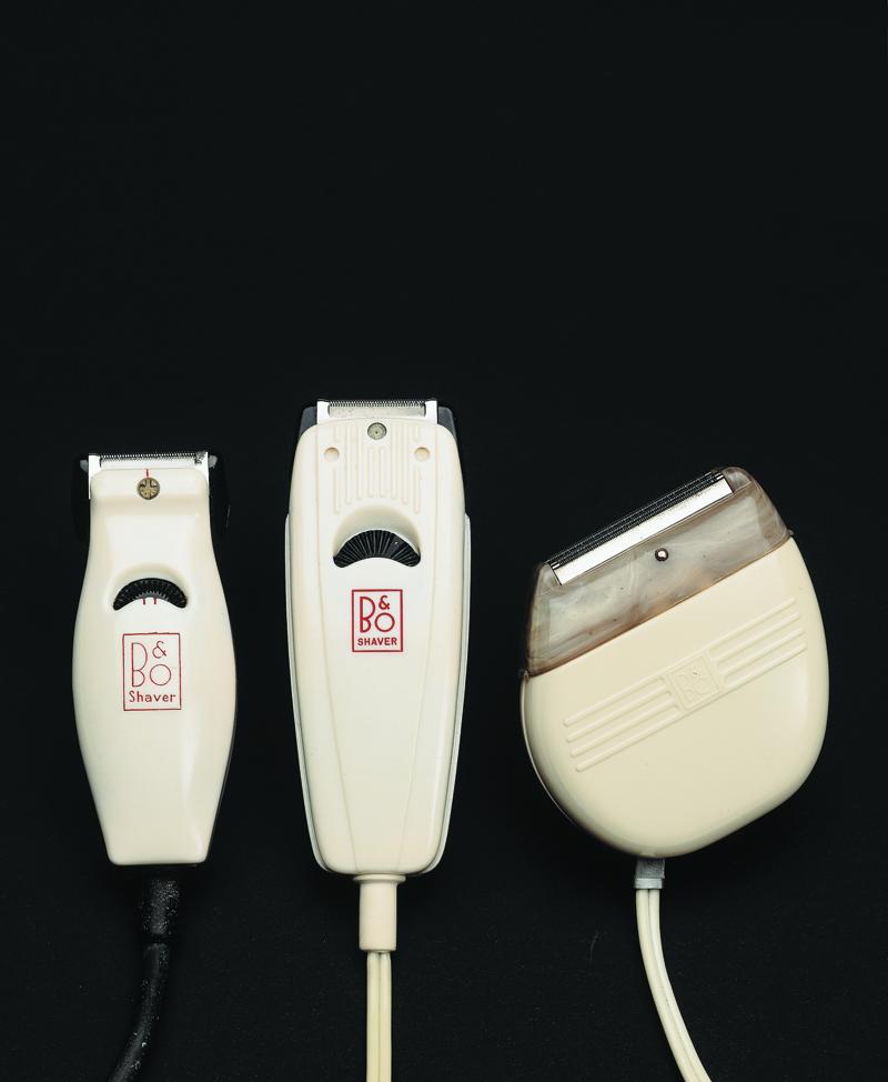 Bang & Olufsen villanyborotvák: SH4, SH7 és SH510