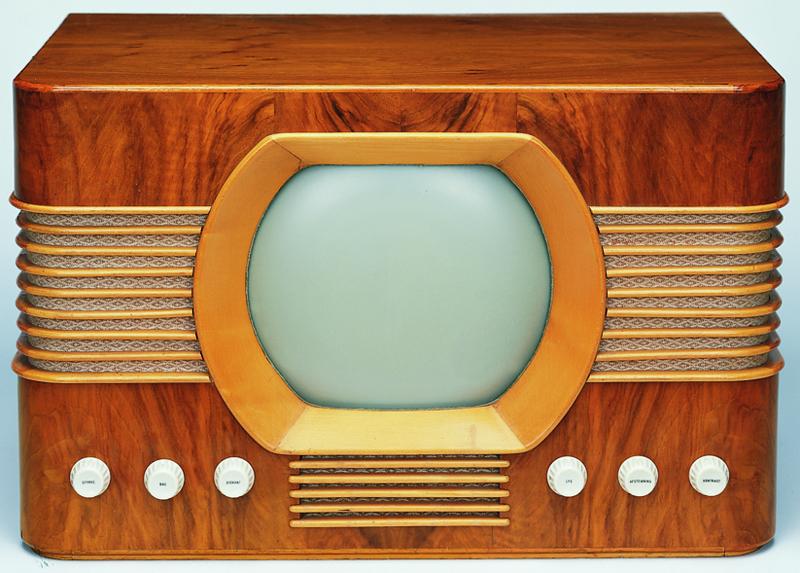 1950 - az első Bang & Olufsen TV