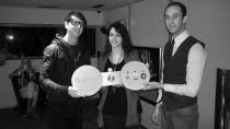 ZAGAR SPACE MEDUSA - a főnyeremény és nyertese