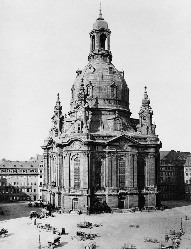 Die Frauenkirche - Drezda