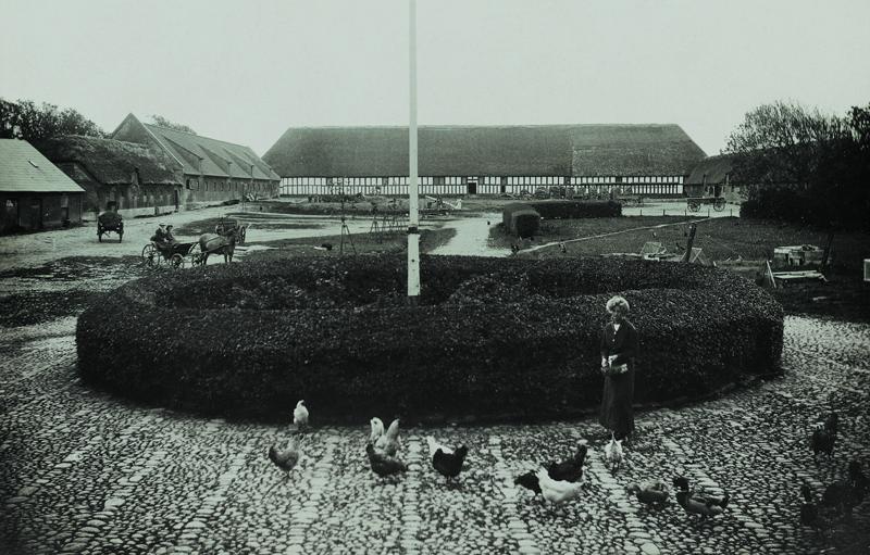 1925 - Bang & Olufsen üzem a padlástéren