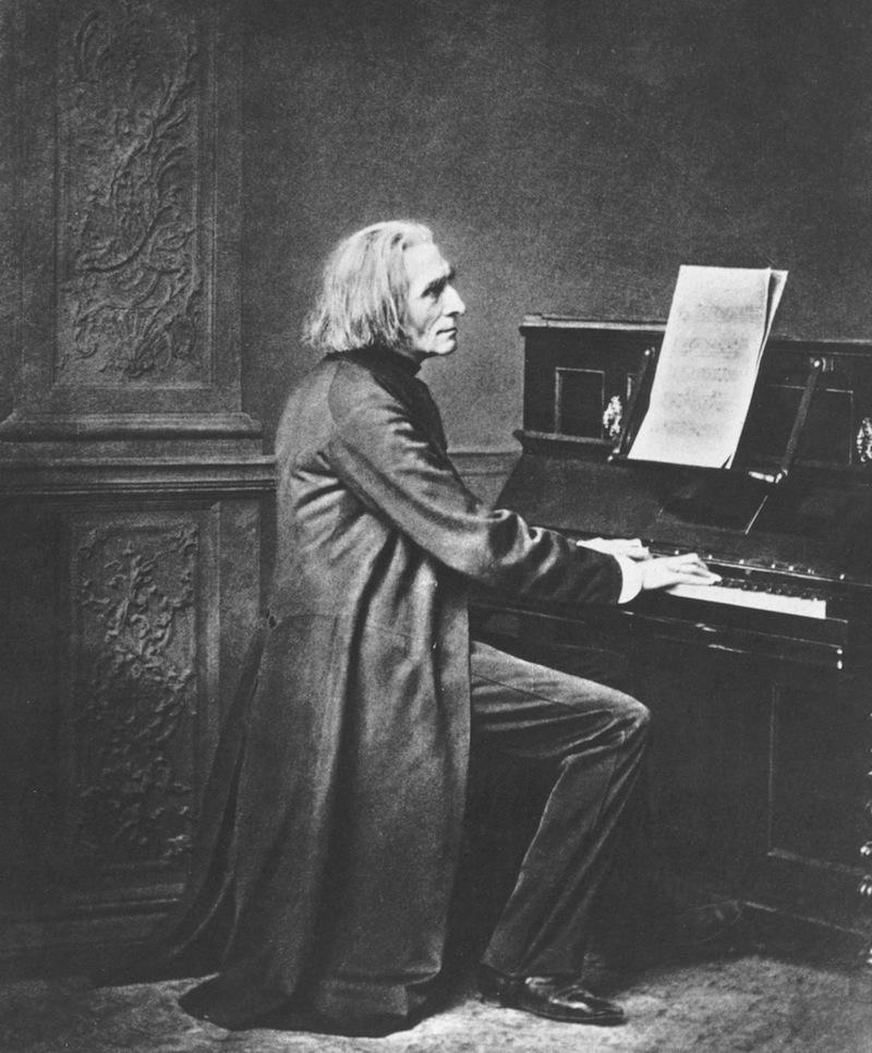 Liszt Ferenc, avagy Franz Liszt (1811-1886)