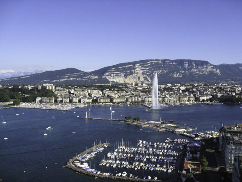 """Genf - Svájc """"nem hivatalos"""" fővárosa"""