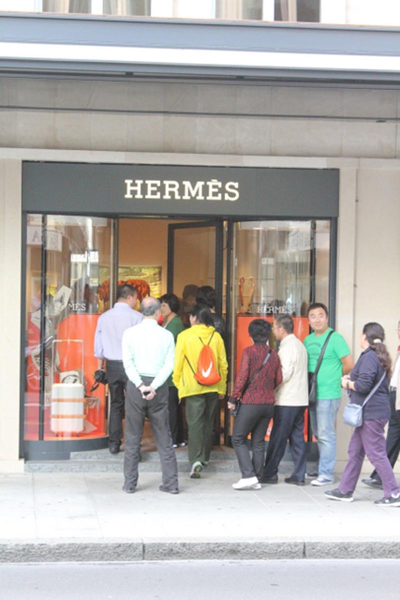 Hátizsák és Hermés