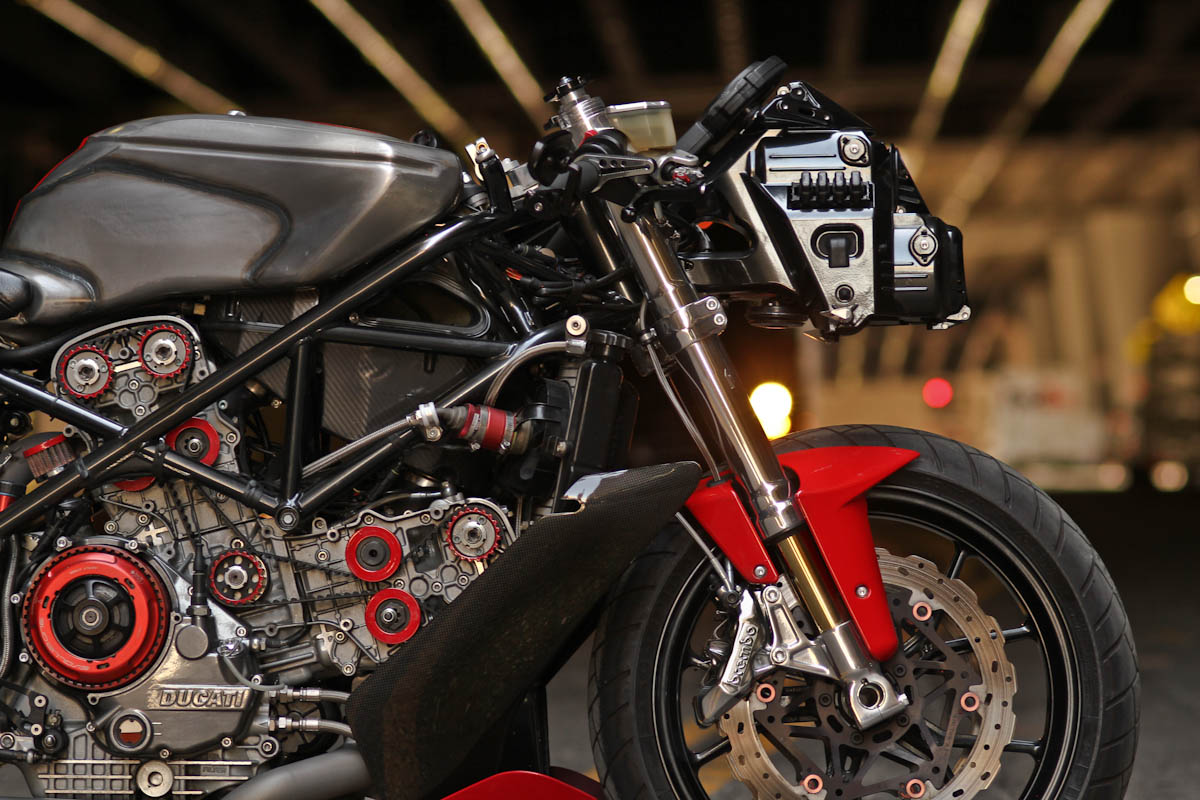 Ducati 749R by Gustavo Penna
