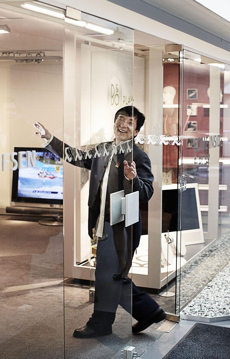Jackie Chan Feat. Bang & Olufsen