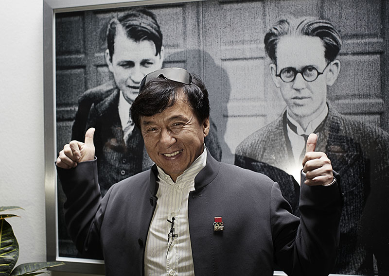 Jackie Chan Feat. Peter Bang & Svend Olufsen