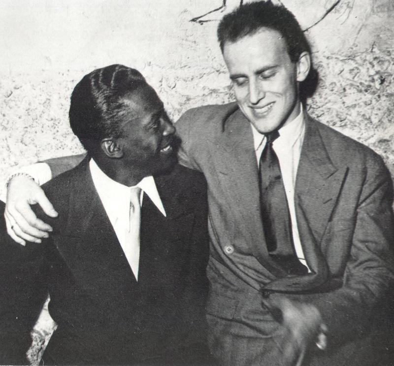Miles Davis és Boris Vian