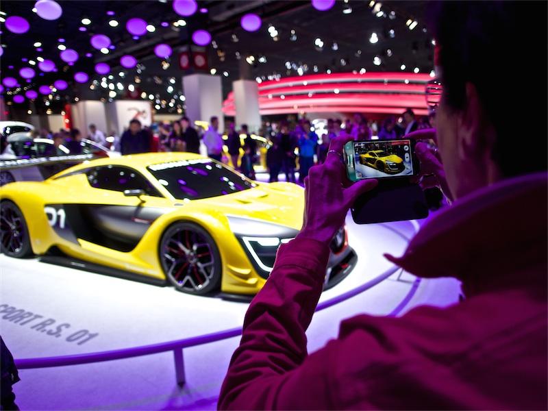 Párizsi Autószalon 2014