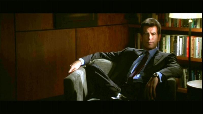 Pierce Brosnan az 1999-es The Thomas Crown Affair főszereplőjeként