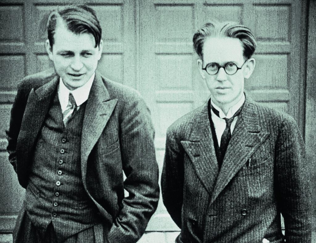 Svend Olufsen és Peter Bang