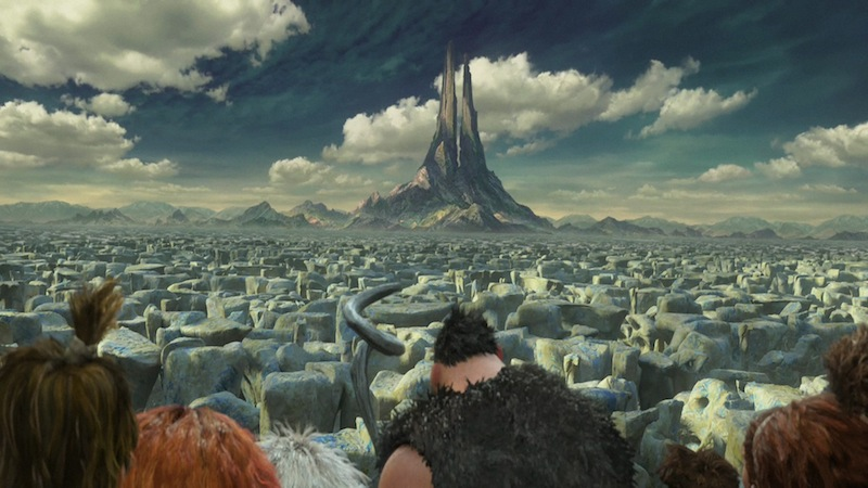 The Croods - Őskori mese hi-tech moziban