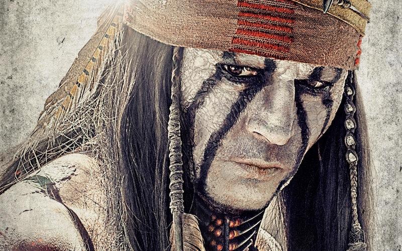 Kalóz, vagy indián, mindig Depp.