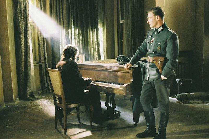 The Pianist - A zongorista