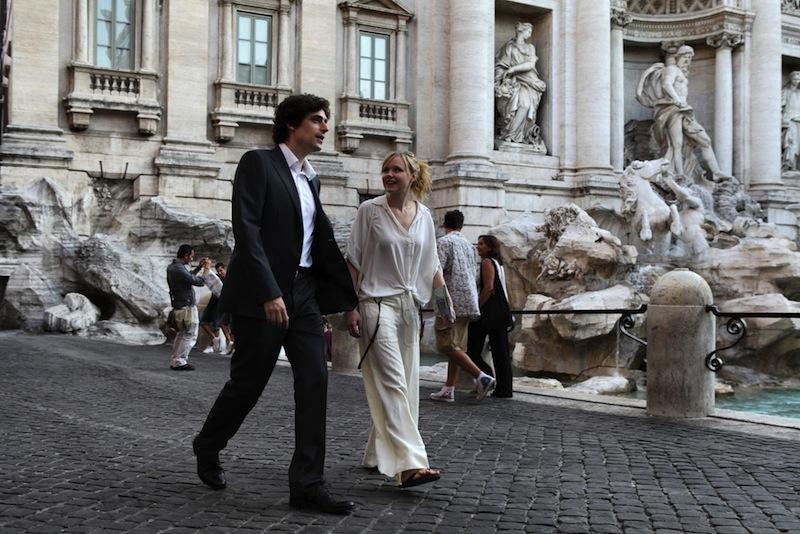 Rómát bemutató filmje valóban egy kicsit felszínes városimázs reklámbrossurára emlékeztet