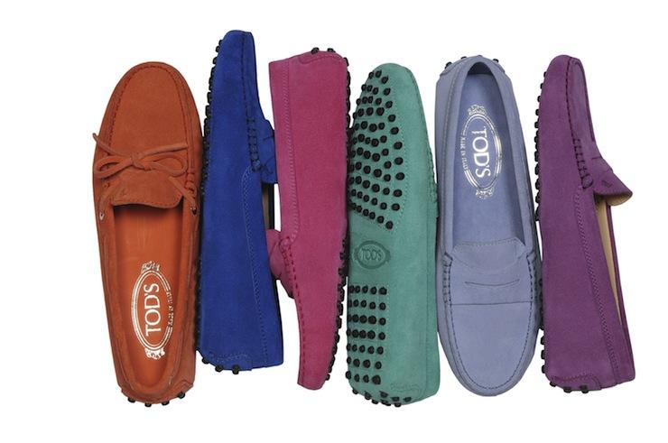 Tods mokaszin cipők