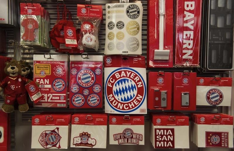 A tökéletes márkázás: Bayern München