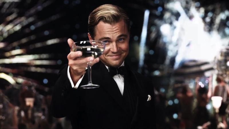 DiCaprio Gatsby megformálásával ismét bebizonyította, hogy jó színész