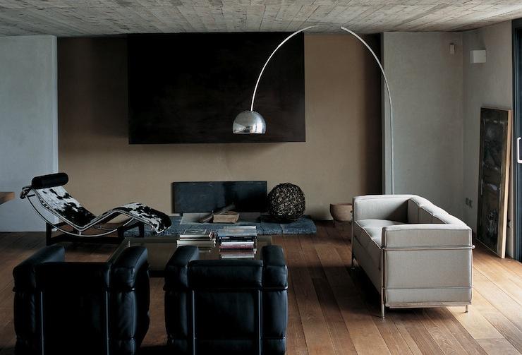 Anyád – gondolta a Corbusier fotel