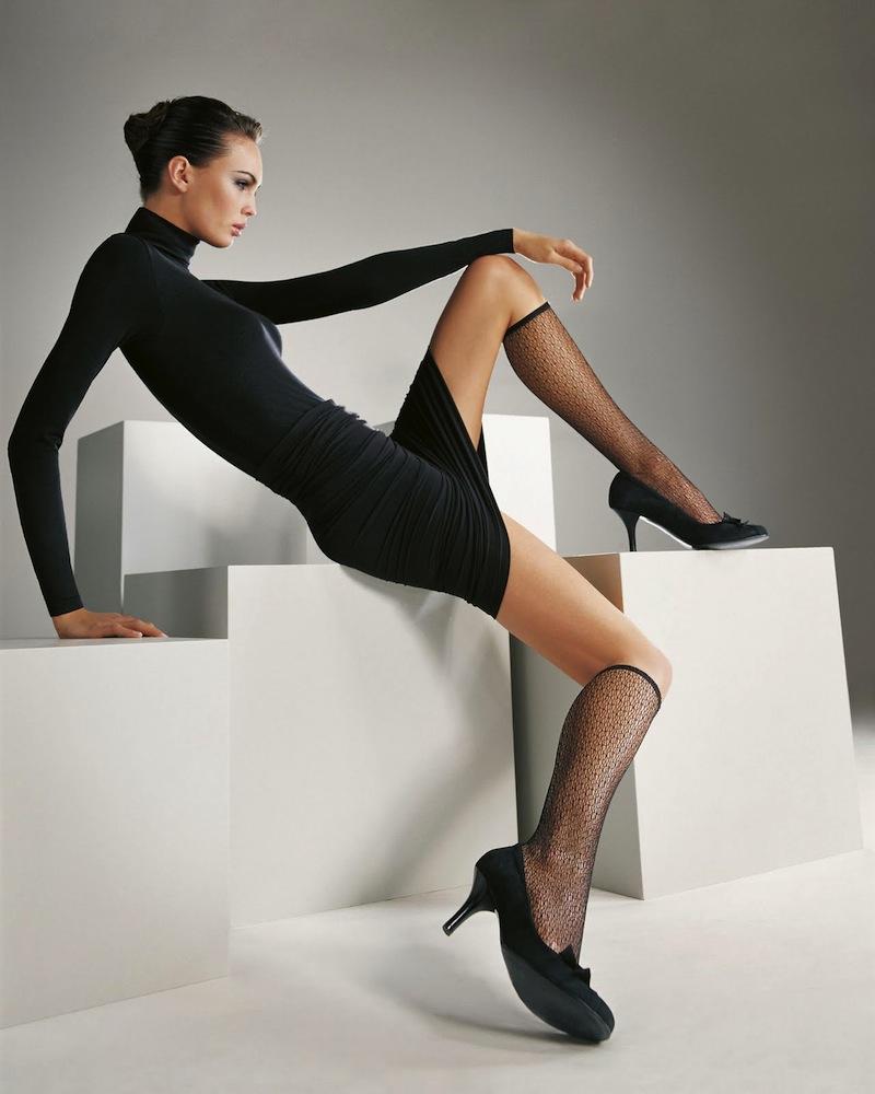 Nem kétség a női lábak erősen vonzzák a férfi tekintetet