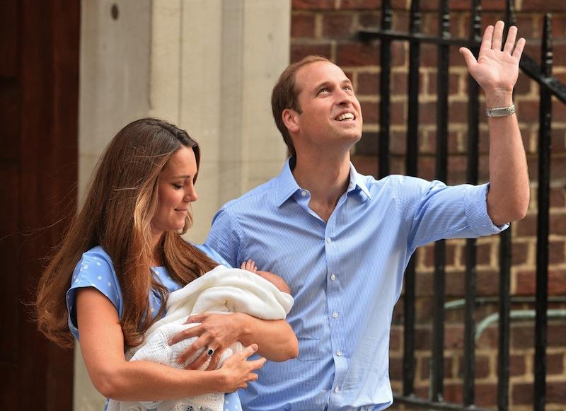 Vilmos herceg és Katalin elvégezték dinasztikus feladatukat, gondoskodtak arról, hogy három generáció után is legyen még trónörökös.