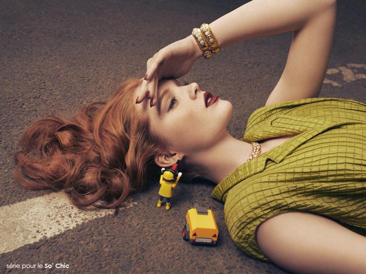 Fairy Tale by Sacha Goldberger