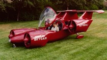 Az asztronómikus árú Skycar-ból még egy darabot sem adtak el