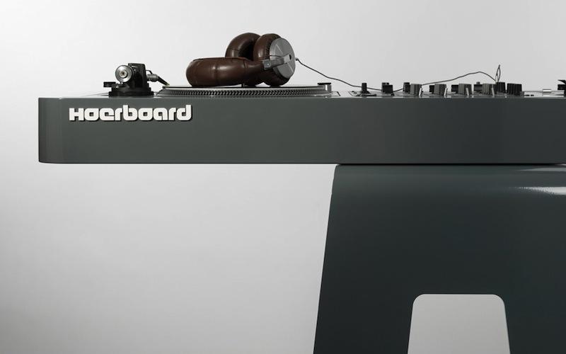 Hoerboard - Scomber Mix Grey