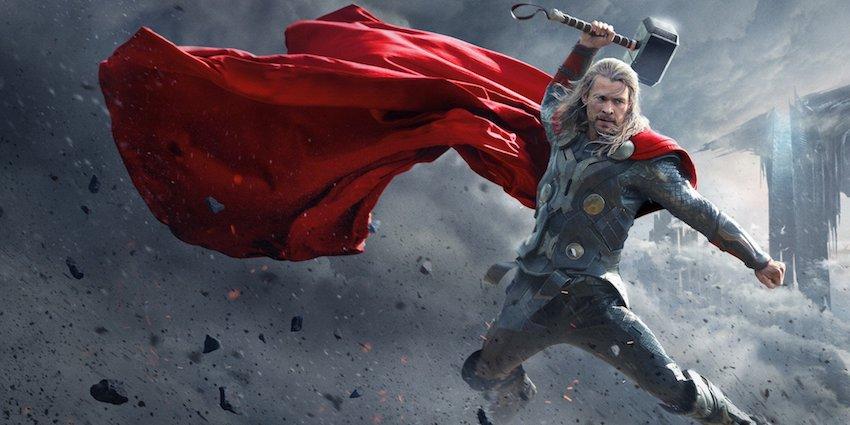 Thor - Sötét világ