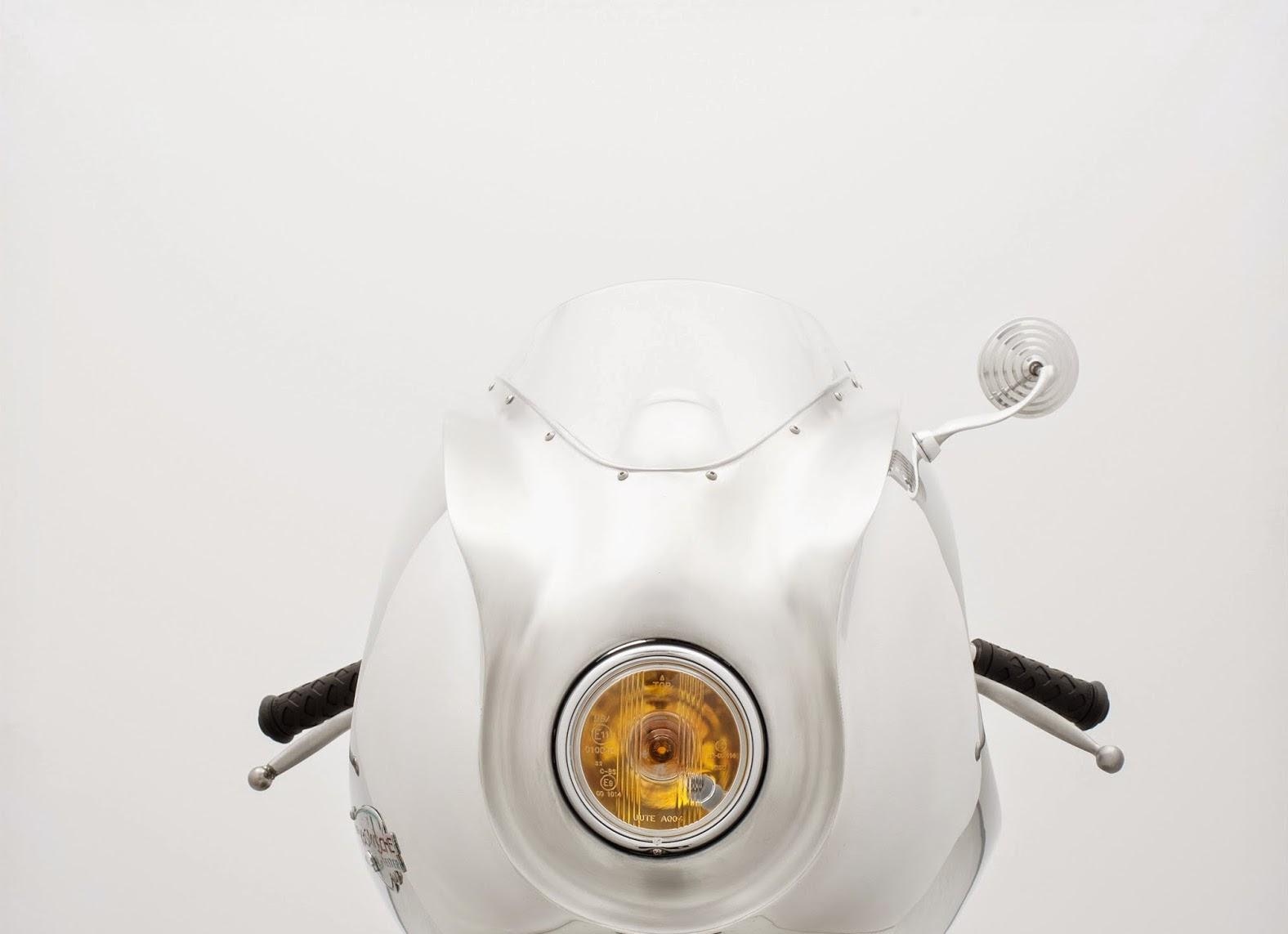 Yamaha RD350 Custom Bike