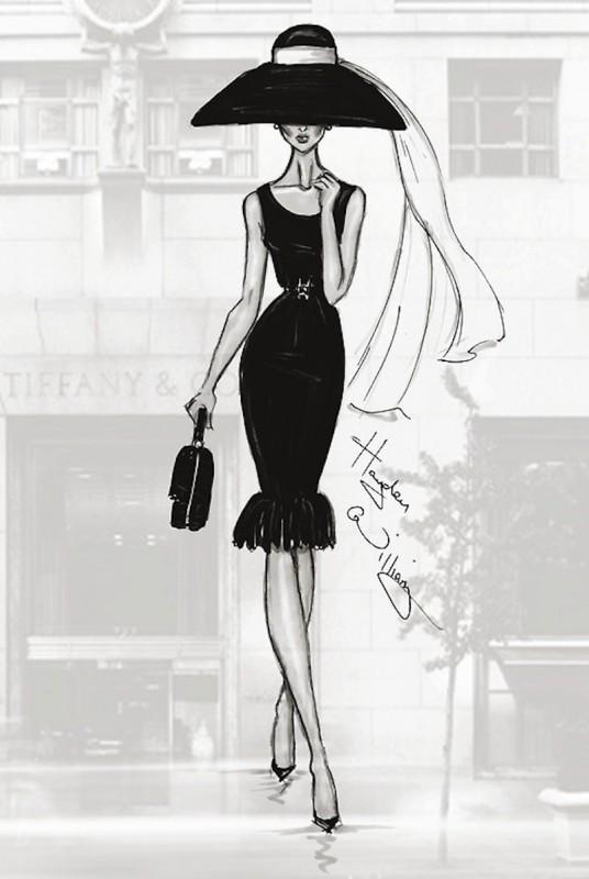 a fekete ruhát korábban nem illet napközben viselni
