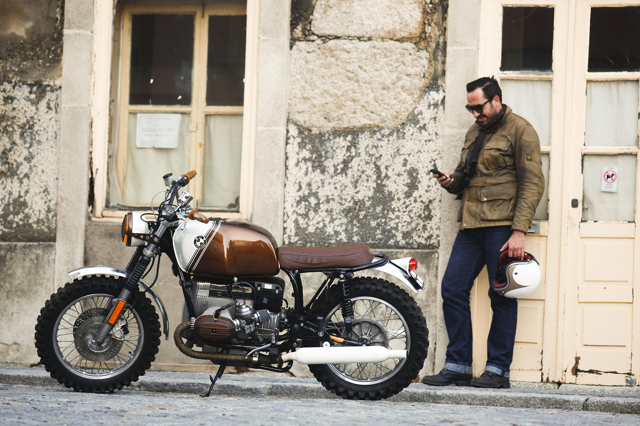 BMW R45 by Ton-Up